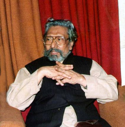 Sombhu Mitra (August 22, 1915 – May 19, 1997) / Special Arrangement / The Hindu