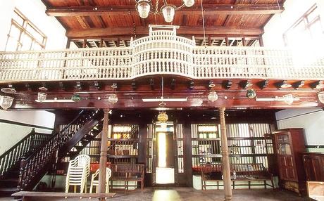 The Thekkumbhagam Synagogue in Kochi