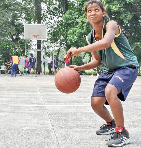 Sushila Ekka Basketball player