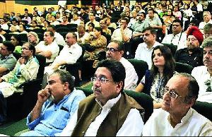 Memorial service of former TOI Kolkata editor Sumit Sen was attended by friends and family members on Sunday.
